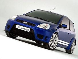 Ford Fiesta RS Concept: Logický krok