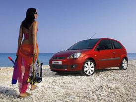 Ford Fiesta: zv�en� evropsk�ch prodej� v roce 2006