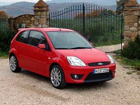 Ford Fiesta ST (110 kW): naše první jízdní dojmy