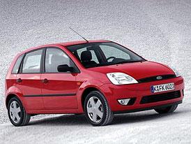 Nový Ford Fiesta neočekávaně v předstihu