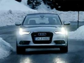 Video: Audi A6 – Jízda s novou generací