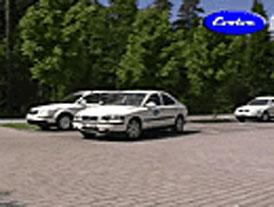 Automatické parkování v praxi: řidič je nadbytečný