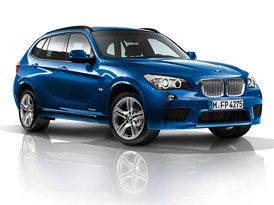 BMW X1 M-paket: Prvn� fotografie