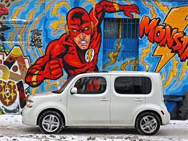 Nissan Cube: Konec v Evrop�
