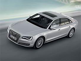 Audi A8 L W12: Levnější než Mercedes i BMW s V12