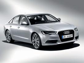 Audi A6 hybrid: 2,0 TFSI (155 kW) a elektromotor (33 kW)