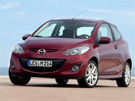 Mazda uvede na trh elektromobil v roce 2012