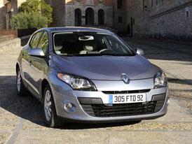 Renault Mégane: Francouzská nižší střední teď  za 259.900,- Kč
