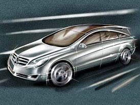 Mercedes-Benz bude mít luxusní all-road