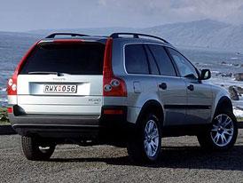 Volvo XC90 boduje ve Velké Británii