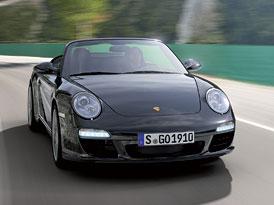 Porsche 911 Black Edition: Exkluzivní limitované vydání (video)
