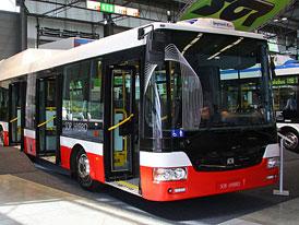 Czechbus 2011: Chystá se 1. ročník autobusového veletrhu