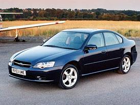 Nové Subaru Legacy získalo titul Auto roku v Japonsku