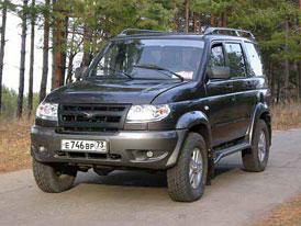 UAZ Patriot: rusk� odpov�� na vlnu SUV