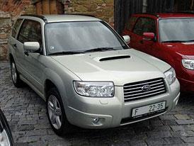 Subaru Forester 2006: první dojmy