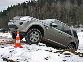 Land Rover Freelander 2 a Range Rover TDV8: Prvn� j�zdn� dojmy
