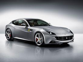 Ferrari FF: První maranellské 4x4