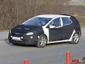 Kia Cee'd II: Druhá generace přijde v dubnu 2012