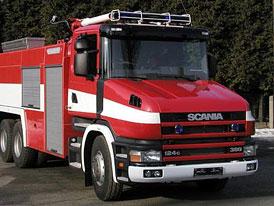Scania bude hasit v Sokolově