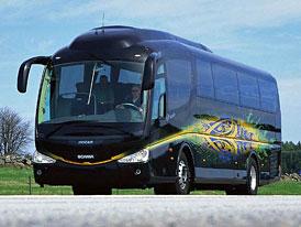 Autobus roku 2004: Scania Irizar PB