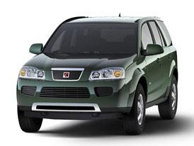 Saturn Vue Green Line Hybrid: napětí vysoké, cena nízká
