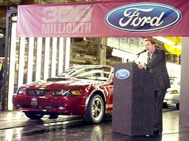 Ford vyrobil již 300 miliónů automobilů