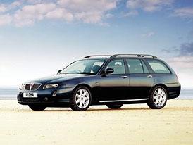 Rover 75: Více noblesy