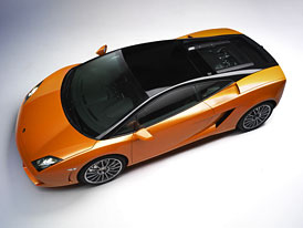 Lamborghini Gallardo LP560-4 Bicolore: Černá střecha pro baby-lambo
