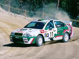 Škoda Octavia WRC 1999-2003