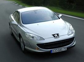 Peugeot 407 Coupé: první foto a informace