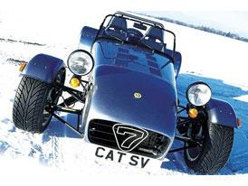 MG Rover bude spolupracovat s Caterhamem