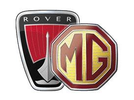 MG Rover s českými díly?