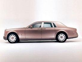 Rolls-Royce Phantom je na světě !!