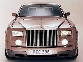 Rolls-Royce vyrobil již 500 Phantomů