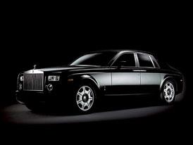 Rolls-Royce Phantom Black: vznikne jen 25 kusů