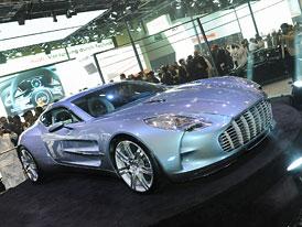 Qatar Motor Show 2011: Autosalonová fotogalerie