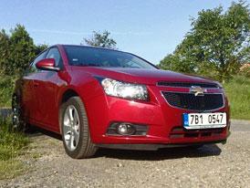 Chevrolet Cruze na Moje.auto.cz: Recenze, zkušenosti, tipy