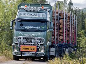 Volvo Trucks: Nižší emise a náklady na provoz