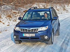 Motor Subaru FB20: Nový boxer debutuje ve Foresteru 2011