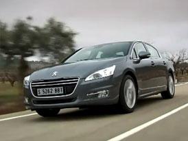 Video: Peugeot 508 – Nový zástupce pro střední třídu