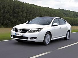 Renault Latitude: V Německu jen na leasing