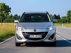 Mazda bude vyrábět pětku pro Nissan