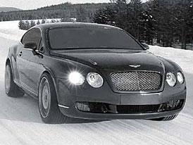 Co chystá Bentley?
