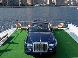 Rolls-Royce v Paříži, Phantom v Monaku
