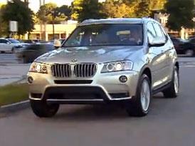 Video: BMW X3 – Ve městě i za městem