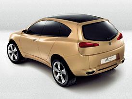 SUV Alfa Romeo vyrazí proti Audi Q5, BMW X3 a Mercedesu GLK