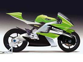 Kawasaki poprv� nastoup� do MotoGP