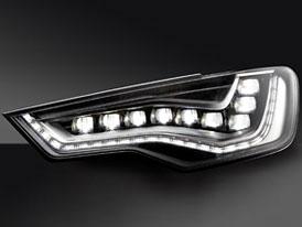 Audi A6: 64 LED od Hella