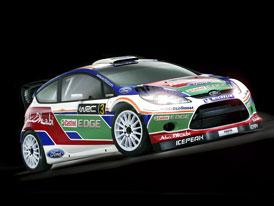 Ford Fiesta RS WRC: Debut za týden ve Švédsku