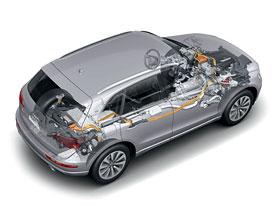 Audi Q5 hybrid quattro: Detailní pohled na techniku